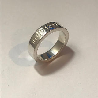 19号◆マルタンマルジェラ カレンダーリング ナンバーリング 指輪