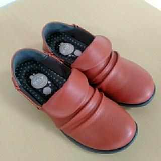 アシックス(asics)の【日祭日限定値下げ】アシックス TEXCY 23cm EEE(ローファー/革靴)