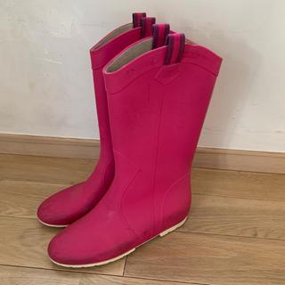 ファビオルスコーニ(FABIO RUSCONI)の★ファビオルスコーニ レインブーツ  36 ピンク(レインブーツ/長靴)