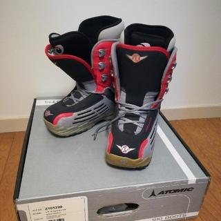 アトミック(ATOMIC)のATOMIC スノボブーツ 25.0cm(ブーツ)