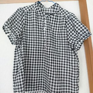 ローリーズファーム(LOWRYS FARM)の半袖シャツ(シャツ/ブラウス(半袖/袖なし))