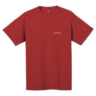 モンベル(mont bell)のモンベル Tシャツ WIC.T ワンポイントロゴ 1114110 GARN S(Tシャツ/カットソー(半袖/袖なし))