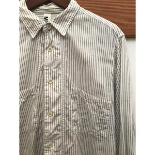 マーガレットハウエル(MARGARET HOWELL)の SALE MHL  cotton shirt コットンシャツ(シャツ)