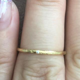 アーカー(AHKAH)のアーカー メテオールリング(リング(指輪))