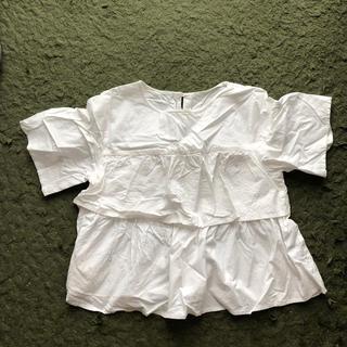 ローリーズファーム(LOWRYS FARM)のローリーズファーム トップス(シャツ/ブラウス(半袖/袖なし))
