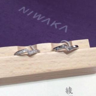 ニワカ(俄)のNIWAKA 結婚指輪(リング(指輪))