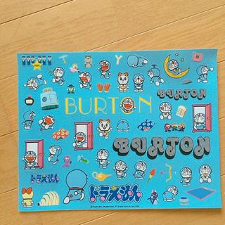 バートン(BURTON)のBURTON×ドラえもん ステッカーシート バートン(その他)