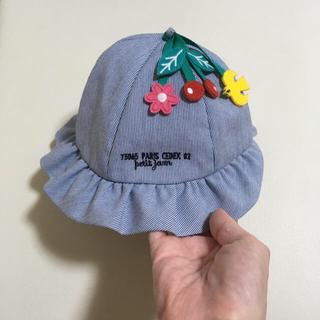 プチジャム(Petit jam)のふわふわフェルト帽子✾(帽子)