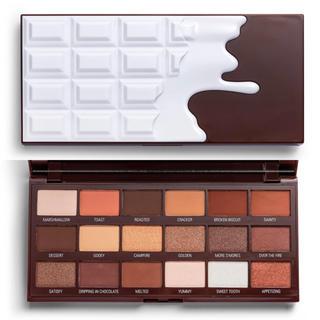 Sephora - Makeup Revolution アイラブチョコレート