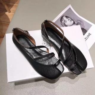 マルタンマルジェラ(Maison Martin Margiela)のMaison Martin Margiela サンダル パンプス 23.5(ローファー/革靴)