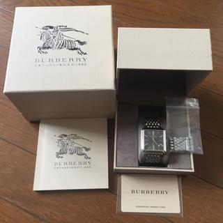 バーバリー(BURBERRY)のバーバリー☆時計(腕時計(アナログ))