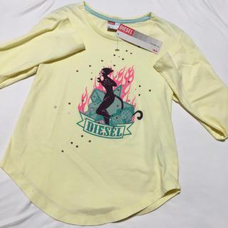ディーゼル(DIESEL)のディーゼル DIESEL 長袖 Tシャツ(Tシャツ/カットソー)