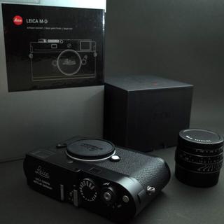 ライカ(LEICA)のleica m-d typ262 7artisan 35mm f2 セット(フィルムカメラ)