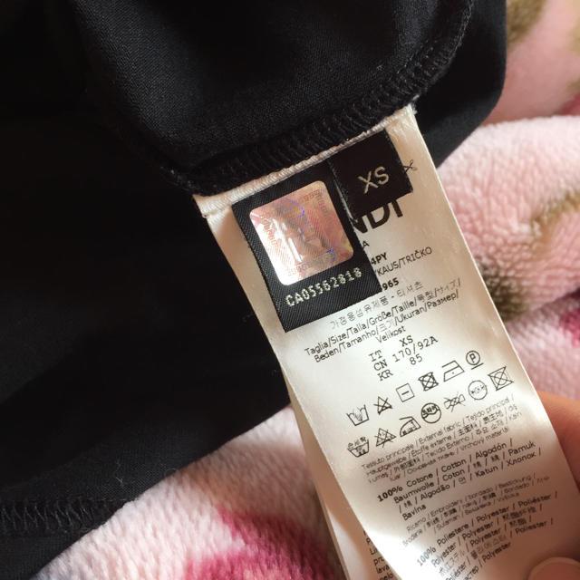 FENDI(フェンディ)のフェンディカットソー メンズのトップス(Tシャツ/カットソー(半袖/袖なし))の商品写真