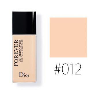 クリスチャンディオール(Christian Dior)のDior フォーエバーアンダーカバー  (ファンデーション)
