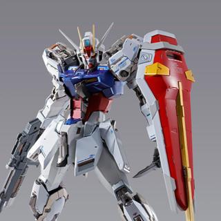 バンダイ(BANDAI)のmetal build ストライクガンダム(模型/プラモデル)