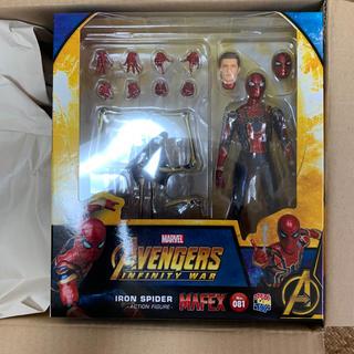 MEDICOM TOY - MAFEX no.081  iron spider