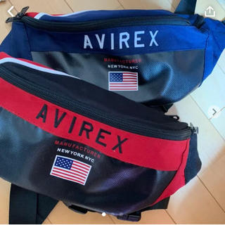 アヴィレックス(AVIREX)のAVIREX ボディバッグ(ボディーバッグ)