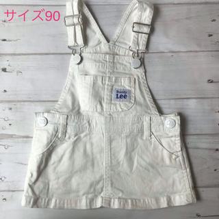 バディーリー(Buddy Lee)の☆美品☆ ジャンパースカート サイズ90(ワンピース)