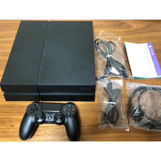 PlayStation4 - PS4 本体 ジェットブラック 500GB