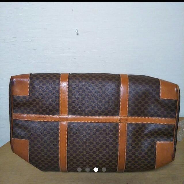 celine(セリーヌ)のセリーヌマカダム柄PVCレザー ボストンバッグ モノグラム レディースのバッグ(ボストンバッグ)の商品写真