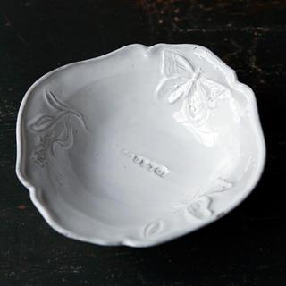アッシュペーフランス(H.P.FRANCE)のAstier de Villatte フルール 深皿 ◇アスティエ(食器)