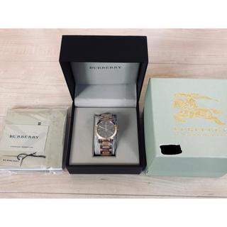 バーバリー(BURBERRY)の正規品バーバリー BURBERRY クオーツ ユニセックス 腕時計 BU9005(腕時計(アナログ))