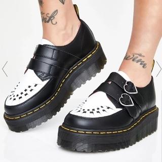 ドクターマーチン(Dr.Martens)のDr.Martens×LAZY OAF (ローファー/革靴)