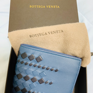 Bottega Veneta - ボッテガヴェネタ BOTTEGA VENETA 二つ折り財布