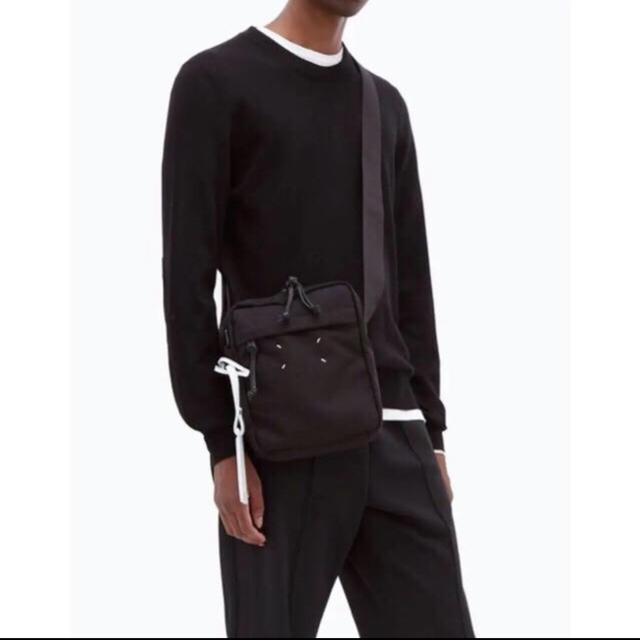 Maison Martin Margiela(マルタンマルジェラ)の確実正規品 19AW Maison Margiela ショルダーバッグ メンズのバッグ(ボディーバッグ)の商品写真