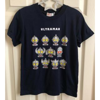 バンダイ(BANDAI)の【新品未使用】ウルトラマンTシャツ 120(Tシャツ/カットソー)
