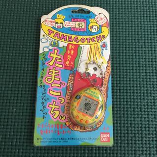 バンダイ(BANDAI)の(レア物)たまごっち東映 抽選品(携帯用ゲーム本体)