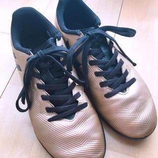 adidas - アディダス キッズ 子供 サッカーシューズ スニーカー靴21cm