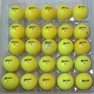 スリクソン(Srixon)のロストボール②スリクソン25球(その他)