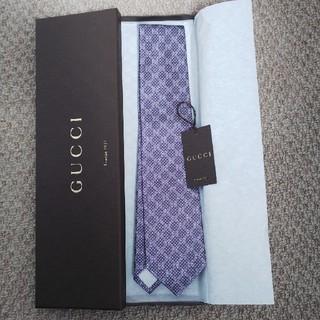 Gucci - 新品GUCCIのネクタイ