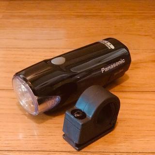 パナソニック(Panasonic)の★パナソニック ★ 自転車ライト★ SKL084★ WIDE POWER LED(パーツ)