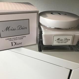 ディオール(Dior)のDIOR Miss Dior ボディクリーム ブルーミングブーケ(ボディクリーム)