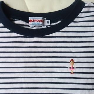 ミキハウス(mikihouse)の未使用 ミキハウス リーナ Tシャツ(Tシャツ/カットソー)