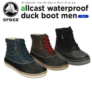 クロックス(crocs)のクロックス ブーツ 27cm メンズ 9(ブーツ)