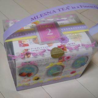 ムレスナティー INDIVI2 紅茶 ティーバッグ16個