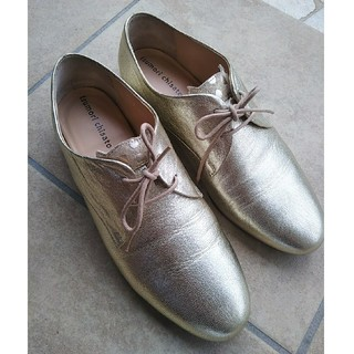 ツモリチサト(TSUMORI CHISATO)のツモリチサト 革靴 23.5(ローファー/革靴)