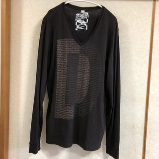 ディーゼル(DIESEL)の最終価格 ❤︎ DIESEL ❤︎ メンズTシャツ(Tシャツ/カットソー(七分/長袖))