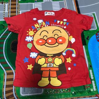 バンダイ(BANDAI)のアンパンマン 半袖Tシャツ(Tシャツ/カットソー)
