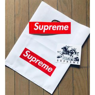 シュプリーム(Supreme)の【早い者勝ち】Supreme ステッカーセット(バッグパック/リュック)