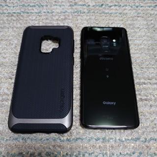NTTdocomo - DoCoMo Galaxy S9 SC-02K SIMフリー中古