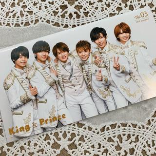 Johnny's - King & Prince 会報 Vol.3