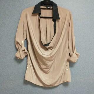 リュリュ(RyuRyu)のシャツ(Tシャツ(長袖/七分))
