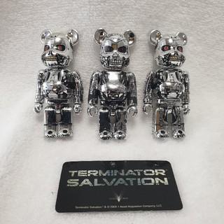 MEDICOM TOY - ベアブリック ターミネーター 3ケセット