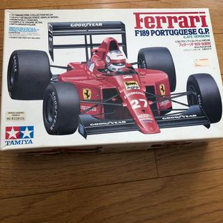 フェラーリ(Ferrari)のFerrari F189 プラモデル(模型/プラモデル)
