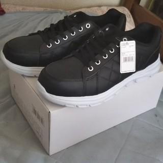 新品未使用◎安全靴 27㎝ ブラック